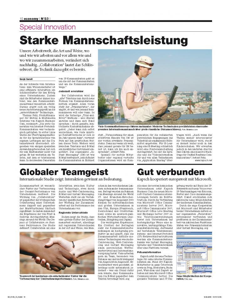 Heft Ausgabe Nr. 53 - Seite 10