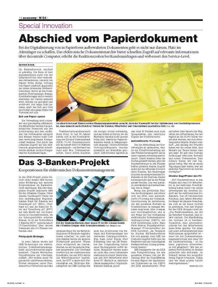 Heft Ausgabe Nr. 56 - Seite 14