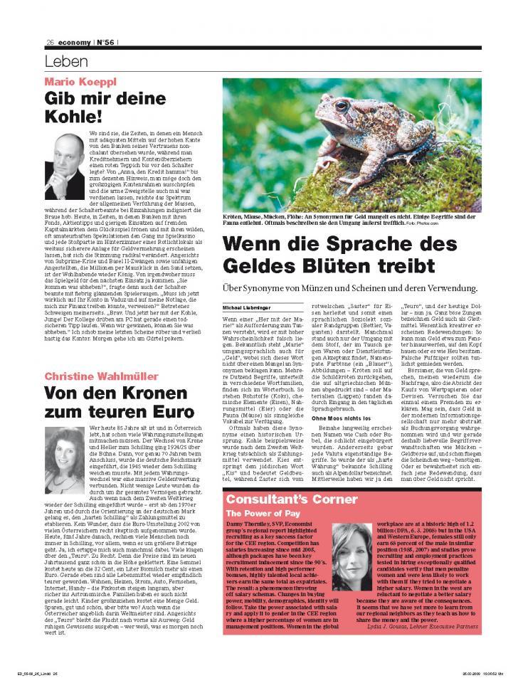 Heft Ausgabe Nr. 56 - Seite 26