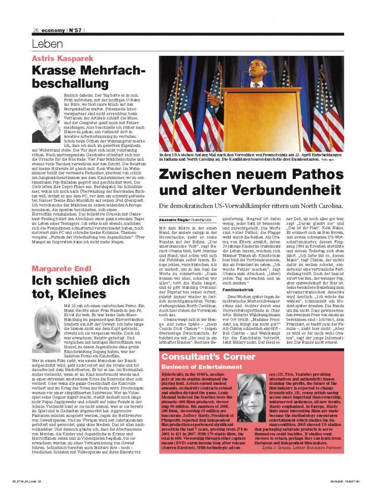 Heft Ausgabe Nr. 57 - Seite 26