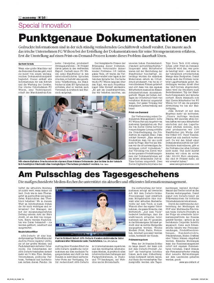 Heft Ausgabe Nr. 58 - Seite 32