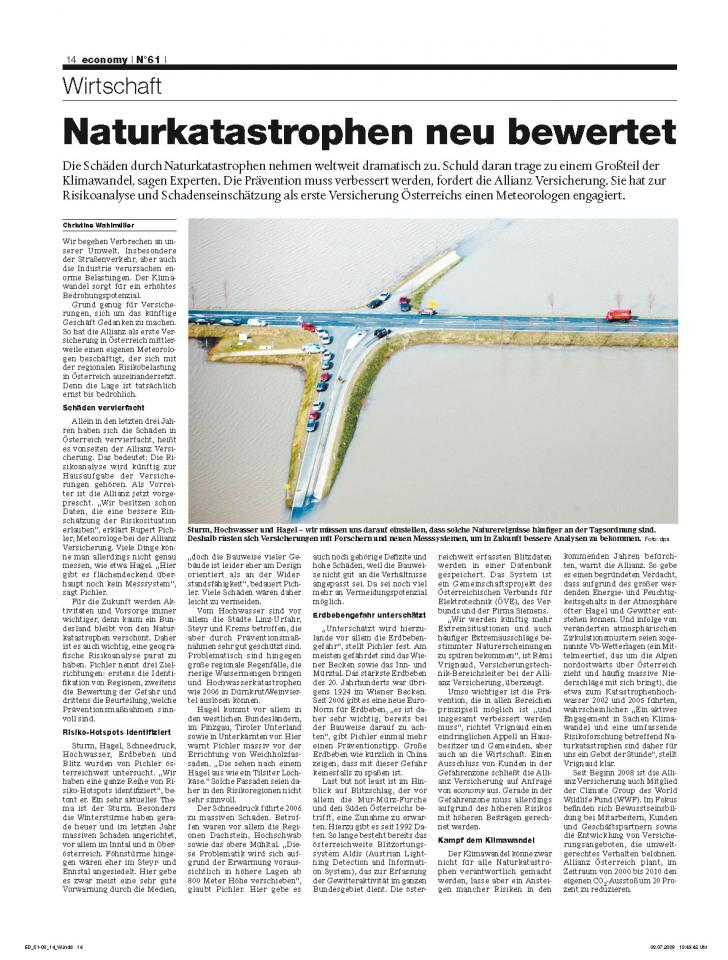 Heft Ausgabe Nr. 61 - Seite 14