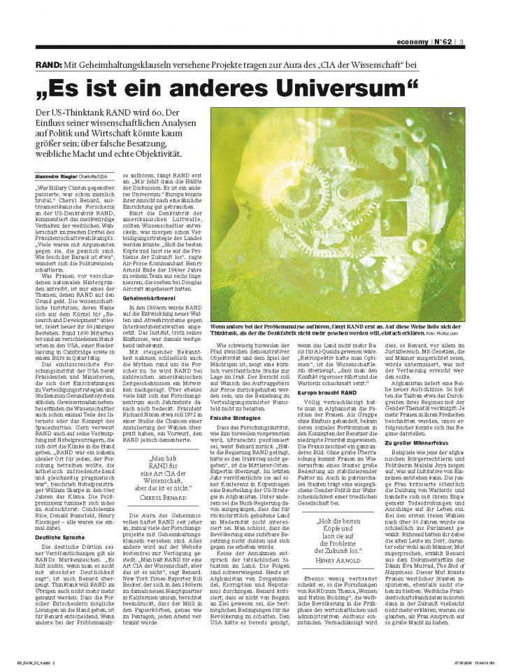 Heft Ausgabe Nr. 62 - Seite 3