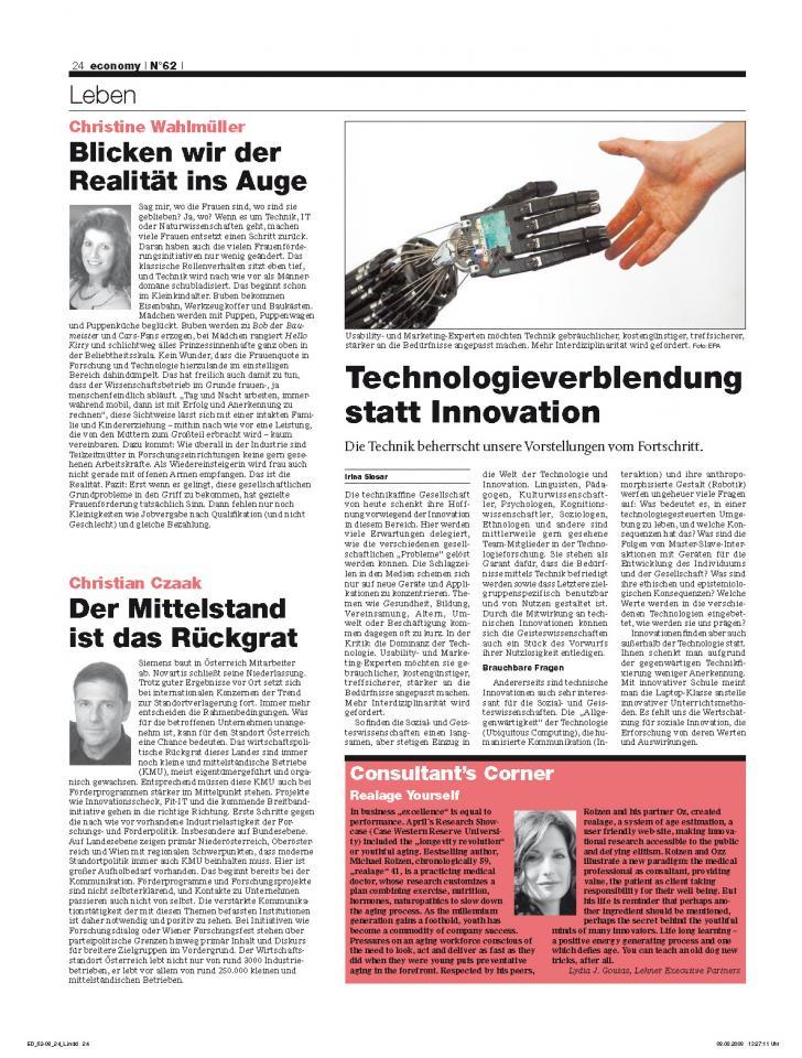 Heft Ausgabe Nr. 62 - Seite 24