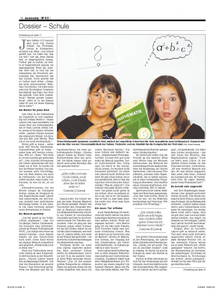 Heft Ausgabe Nr. 63 - Seite 18