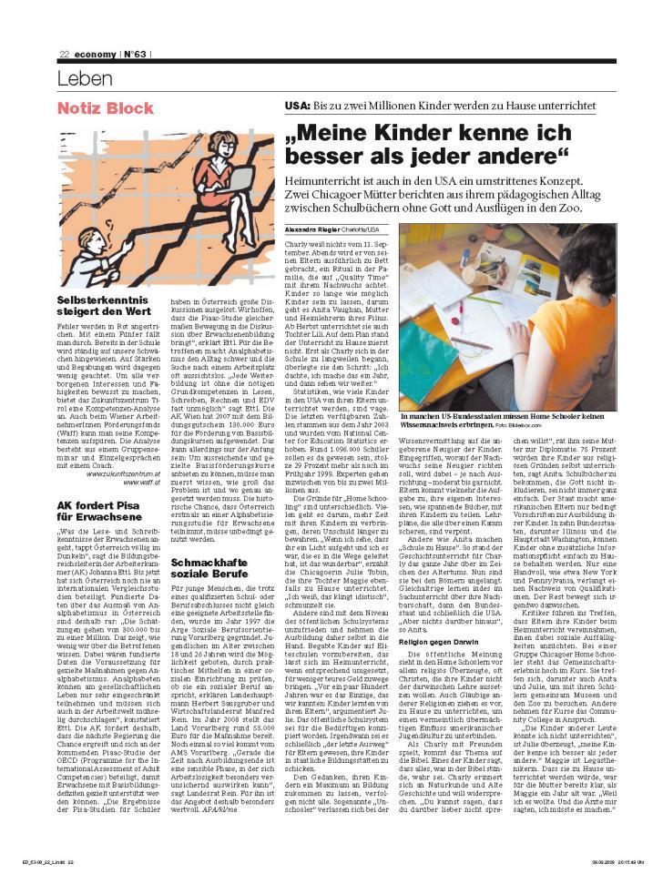 Heft Ausgabe Nr. 63 - Seite 22