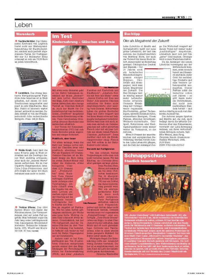 Heft Ausgabe Nr. 65 - Seite 23