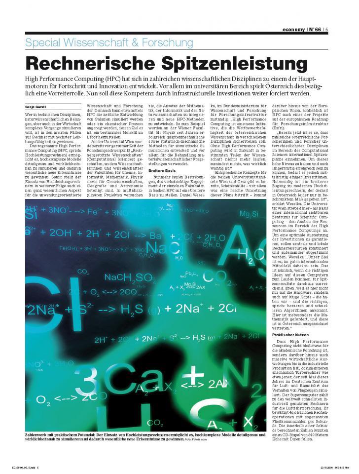 Heft Ausgabe Nr. 66 - Seite 5