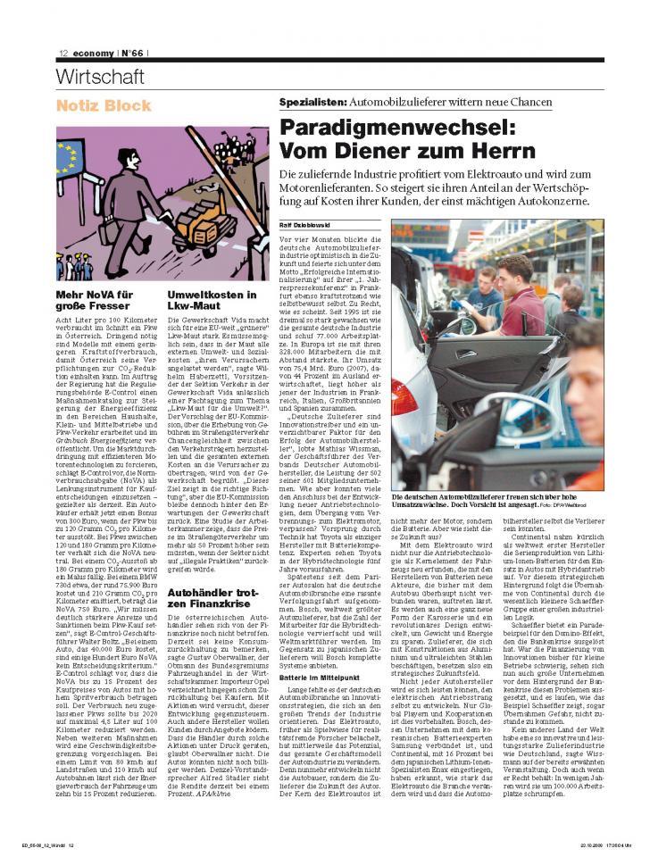 Heft Ausgabe Nr. 66 - Seite 12