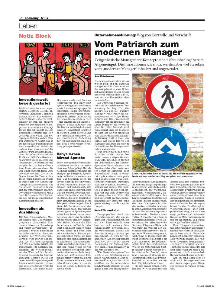 Heft Ausgabe Nr. 67 - Seite 22