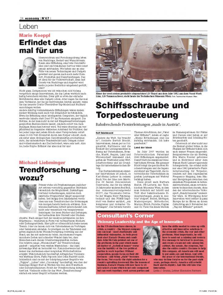 Heft Ausgabe Nr. 67 - Seite 24