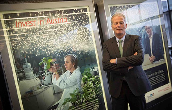 Neuer Rekord bei internationalen Investitionsprojekten in Österreich