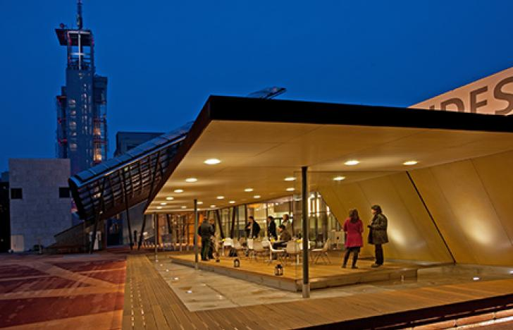 Neues Museumshaus der Geschichte in St. Pölten als Besuchermagnet