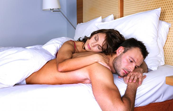 Geht die Arbeit nicht aus dem Kopf, leidet Schlaf und Gesundheit