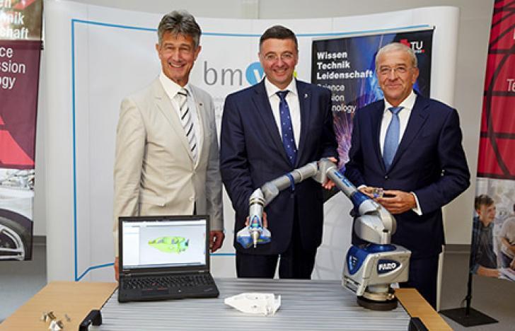 Graz: Industrie-4.0-Pilotfabrik mit neuer Ausbaustufe