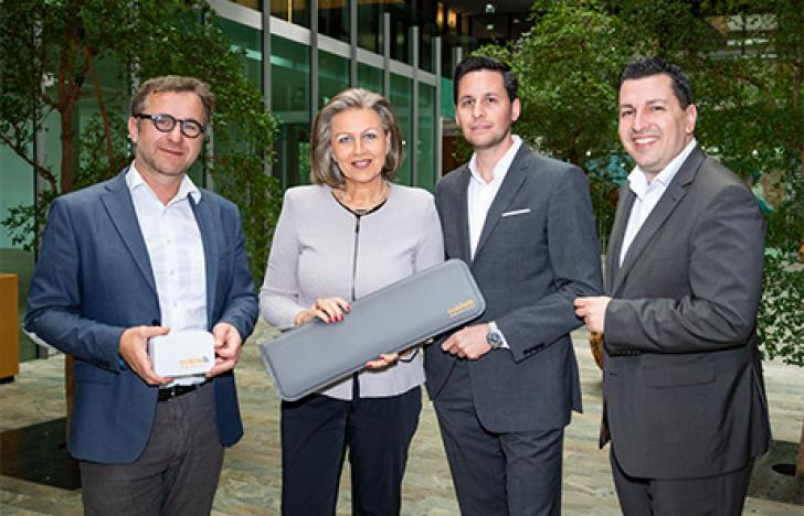 Frisches Geld für Tiroler Start-Up im Gesundheitsbereich