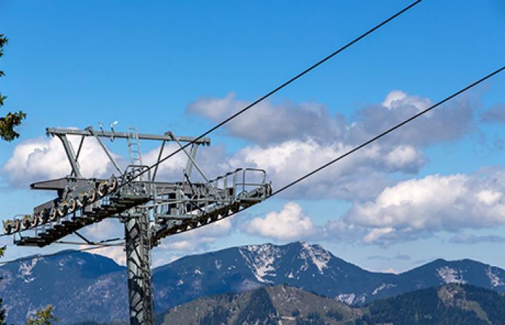 Innovation und Technologie als alpine Disziplinen