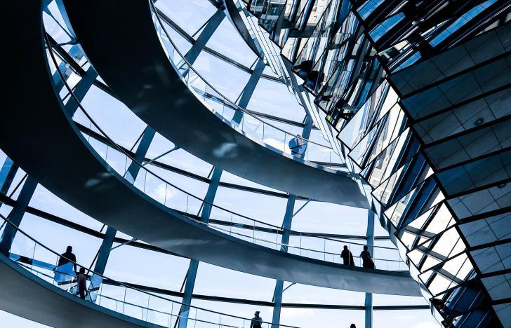 Deutsche Industrie erwartet steigende Produktion